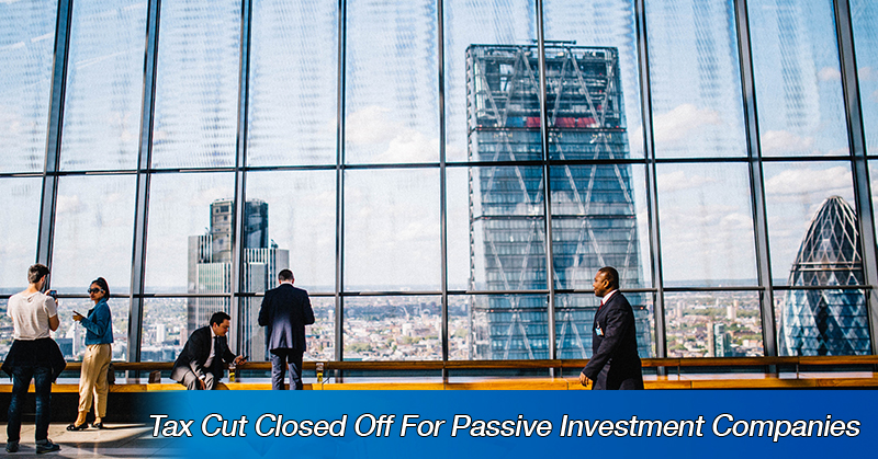 passive investment companies